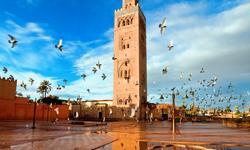 Pauschalreise Marokko Marrakesch
