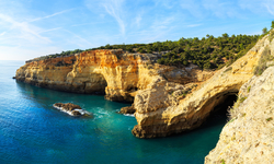Algarve, Portugal - plage