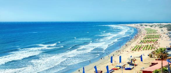 Vind jouw vakantie naar Playa del Ingles - Gran Canaria
