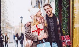 Prag Christmas Shopping