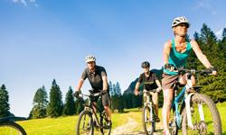 Radfahren Bayern