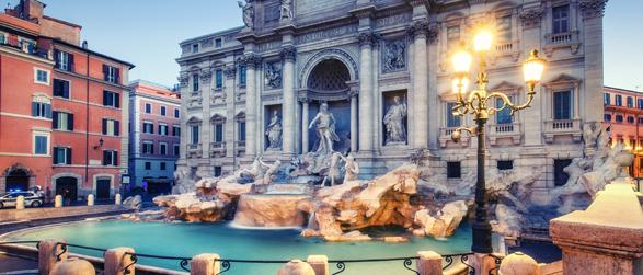 Italien Rom Kurzferien