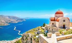 Santorini vakantie Griekenland