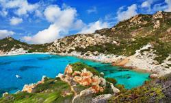 Sardinien Urlaub Meer