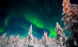 Schweden Polarlichter Natur Last Minute