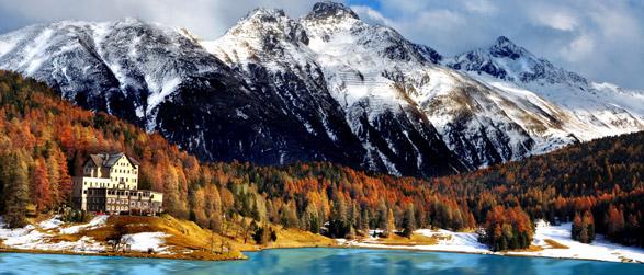 Schweiz Winterferien