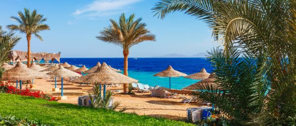 Sharm el Sheikh - vakantie Egypte