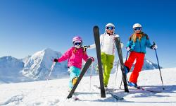 Skigebiet Oberjoch Skiurlaub Allgäu