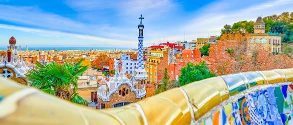Spanje vakantiebestemming