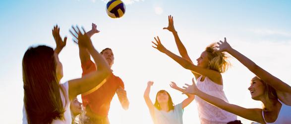 Sportferien Aktivferien