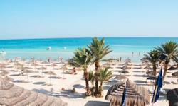 Tunesien Strand Djerba