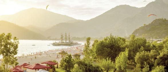 Turkije vakantiebestemming