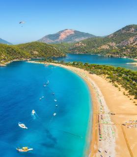 Strandvakanties Turkije vind je bij FTI