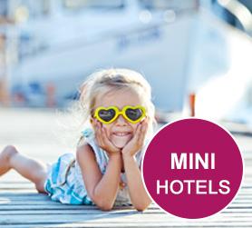 Urlaub Mini Hotels