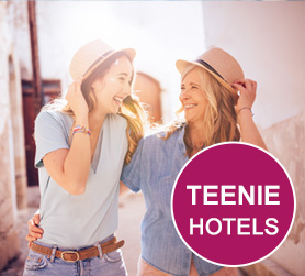 Teenager Hotels FTI