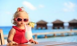 Vacances bébé