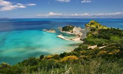 Vacances Corfou - île grecque