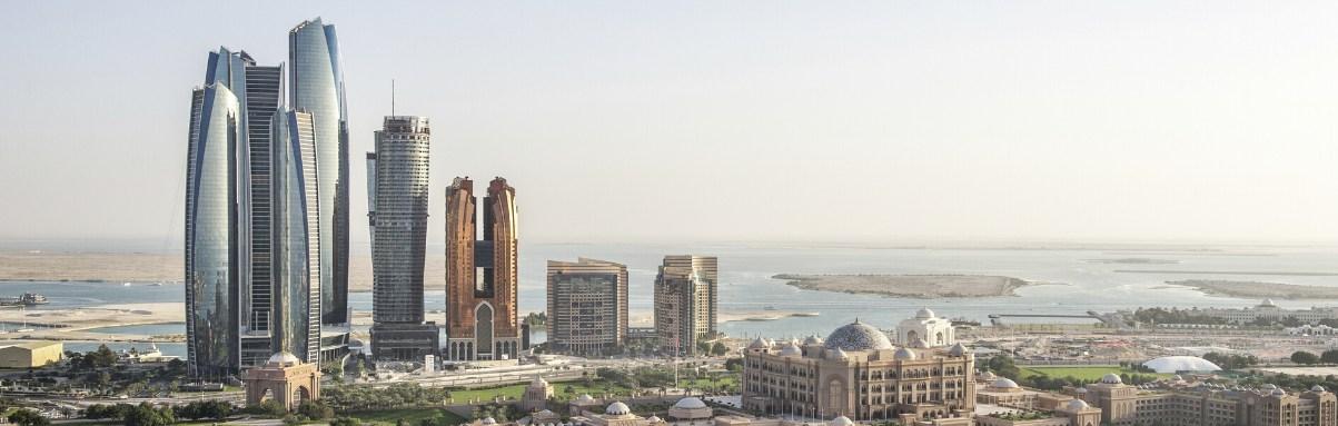 Vakantie naar Abu Dhabi