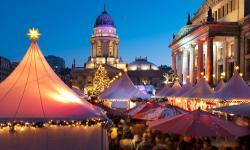Deutschland Weihnachtsmarkt