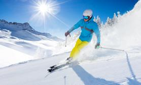 Winter Bayern Skiferien