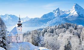 Winter Deutschland