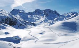 Frankreich Winter Skiferien