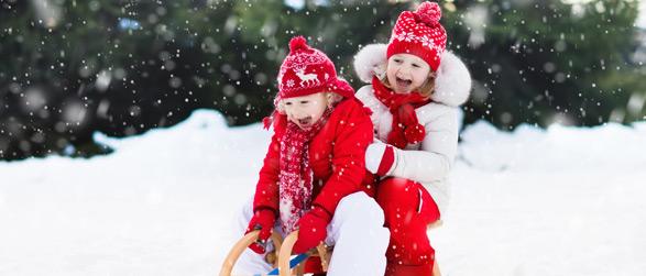 Winterferien Schweiz Familie