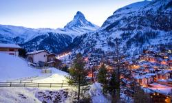 Schweiz Winterurlaub